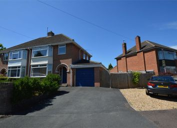 Thumbnail 3 bed semi-detached house for sale in St Michaels Road, Leckhampton/Warden Hill Border, Cheltenham