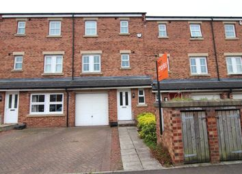 Thumbnail 4 bed terraced house to rent in Herons Court, Gilegate, Durham
