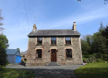 Thumbnail 4 bed property for sale in Velindre, Crymych