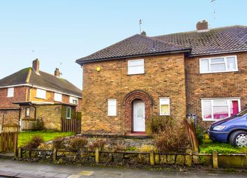 Thumbnail 3 bed semi-detached house for sale in Sookholme Lane, Warsop, Mansfield