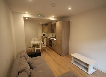 Thumbnail 2 bed flat to rent in Lower Road, London