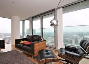Thumbnail 3 bed flat to rent in Marsh Wall, London