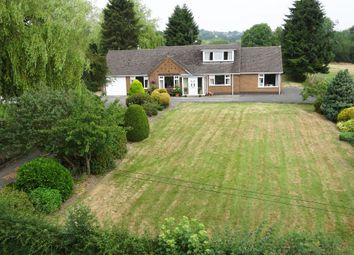 Thumbnail 3 bed detached bungalow for sale in Cortina, Ashover Road, Woolley Moor, Alfreton, Derbyshire