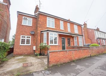 Thumbnail 3 bed semi-detached house for sale in Letchmore Road, Stevenage