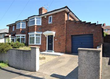 3 bed semi-detached house for sale in Grove Leaze, Shirehampton, Bristol BS11