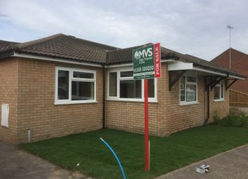 Thumbnail 3 bed semi-detached bungalow for sale in Epping Close, Clacton-On-Sea