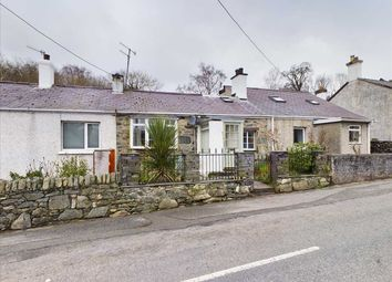Thumbnail 2 bed cottage for sale in Hen Durnpike, Tregarth, Bangor