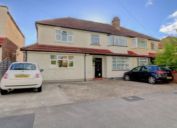 Thumbnail 5 bed semi-detached house for sale in Ravenswood Avenue, Tolworth, Surbiton