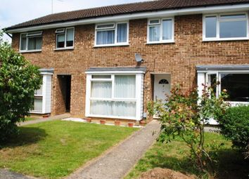 Thumbnail 3 bed terraced house to rent in Bishops Wood, Woking