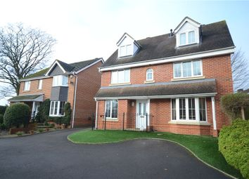 Thumbnail 6 bed detached house for sale in Churchlands, Aldershot, Hampshire