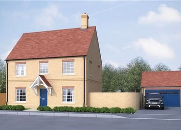 Thumbnail 4 bed detached house for sale in The Lanterns, Melbourn Street, Royston