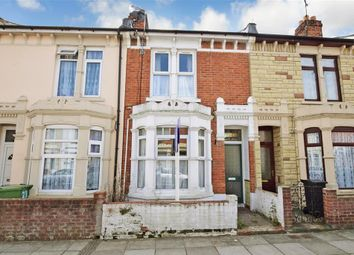 Thumbnail 3 bedroom terraced house for sale in Wallington Road, Portsmouth, Hampshire