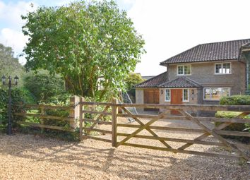 Thumbnail 5 bed semi-detached house for sale in Topps Hill Road, Thorpe Market, Norwich