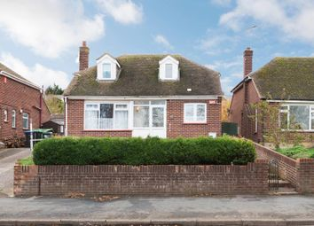 Thumbnail 3 bed detached bungalow for sale in Park Crescent Road, Margate