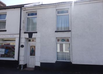 3 bed terraced house for sale in Bridge Street, Llangennech, Llanelli SA14