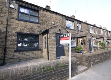 Thumbnail 2 bed cottage to rent in Spring Head, Shelf, Halifax