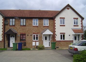 Thumbnail 2 bedroom terraced house to rent in Curlew Avenue, Chatteris