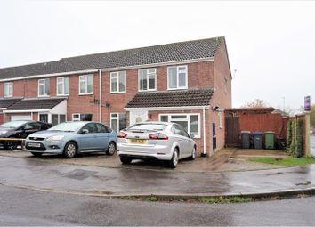 Thumbnail 4 bed semi-detached house for sale in Sunderland Close, Melksham