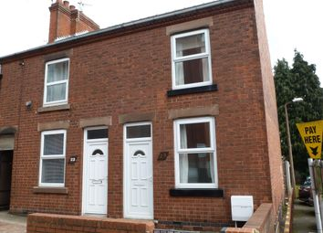 Thumbnail 2 bed terraced house to rent in Wellington Street, Ripley