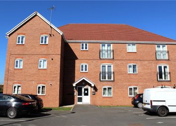 Thumbnail 2 bed flat for sale in Knights Road, Bermuda Village, Nuneaton, Warwickshire