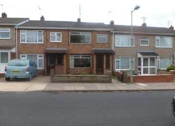 Thumbnail 3 bedroom terraced house to rent in York Road, Lowestoft