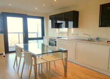 Thumbnail 2 bed flat for sale in Colman Parade, London