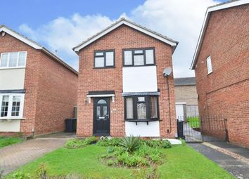 Thumbnail 3 bed detached house for sale in Somerford Road, Wellingborough, Northamptonshire, England