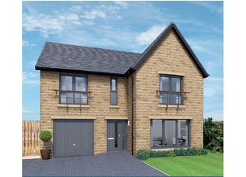 "Thumbnail 4 bed detached house for sale in ""Juniper Cragside"" at Bradley Hall"