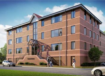 Thumbnail 2 bed flat for sale in 25 Ocean House, Hazelwick Avenue, Crawley