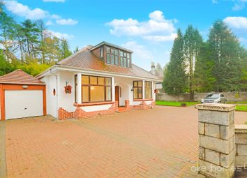 Thumbnail 4 bedroom detached house for sale in Ayr Road, Giffnock, Glasgow