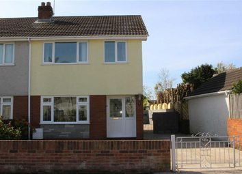 Thumbnail 3 bed property for sale in Plas Road, Grovesend, Swansea