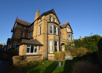 Thumbnail 2 bed flat for sale in Oriel Crescent, Scarborough