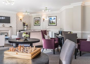 Thumbnail 2 bed flat for sale in Harington Lodge, 117 The Hornet, Chichester, West Sussex