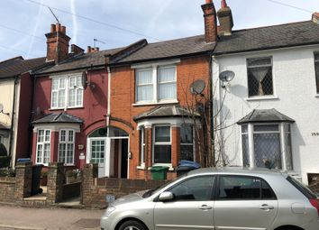 Thumbnail Flat to rent in Vicarage Road, Watford