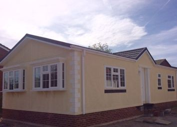 Thumbnail 2 bed mobile/park home for sale in Orchard Park Lane, Cheshire
