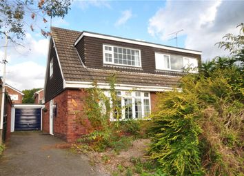 Thumbnail 3 bed semi-detached house for sale in Bridgewater Drive, Vicars Cross, Chester