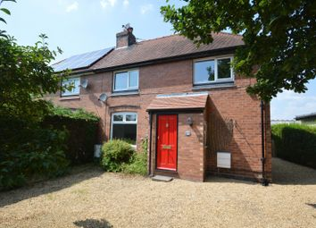 Thumbnail Semi-detached house for sale in Hulme Lane, Lower Peover, Knutsford