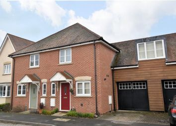 Thumbnail 2 bed terraced house for sale in Fallows Road, Padworth, Reading