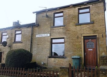 Thumbnail 2 bed terraced house to rent in Roundfield Place, Thornton, Bradford