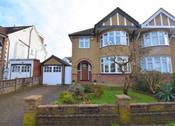 3 bed semi-detached house for sale in Woodberry Avenue, North Harrow, Harrow HA2
