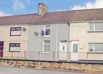 2 bed terraced house for sale in Hendre Road, Pencoed, Bridgend. CF35