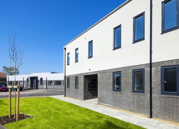 Thumbnail 1 bed flat for sale in The Library Mcconnel Crescent, New Rossington, Doncaster