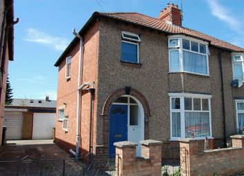 Thumbnail 3 bed semi-detached house for sale in Hawthorn Road, The Headlands, Northampton