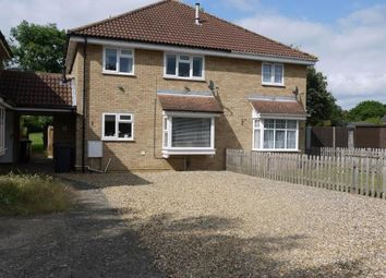Thumbnail 2 bed end terrace house for sale in Meadowsweet, Eaton Ford, St. Neots, Cambridgeshire