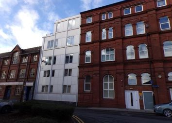 Thumbnail 2 bedroom flat for sale in Marsh Street, Walsall