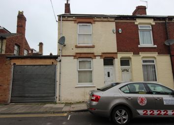 Thumbnail 2 bedroom end terrace house for sale in Egerton Street, Middlesbrough