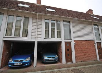 Thumbnail 2 bed terraced house to rent in Cobden Place, Canterbury