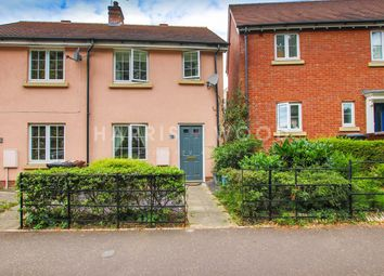 Thumbnail 2 bed end terrace house for sale in Dickenson Road, Colchester
