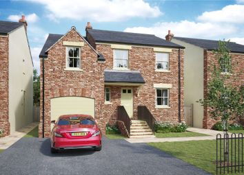 Thumbnail 5 bed detached house for sale in Applegarth, Lake Lane, Frampton In Severn, Gloucestershire