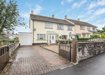Thumbnail 2 bed semi-detached house for sale in Woodhaye Close, South Brent